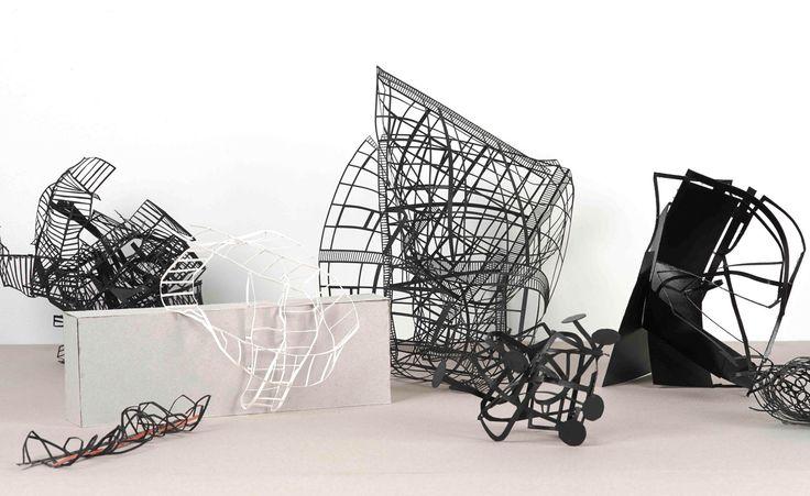 Celebrating Calder: Cahiers d'Art celebrates latest release with Monika Sosnowska solo exhibition   Art   Wallpaper* Magazine