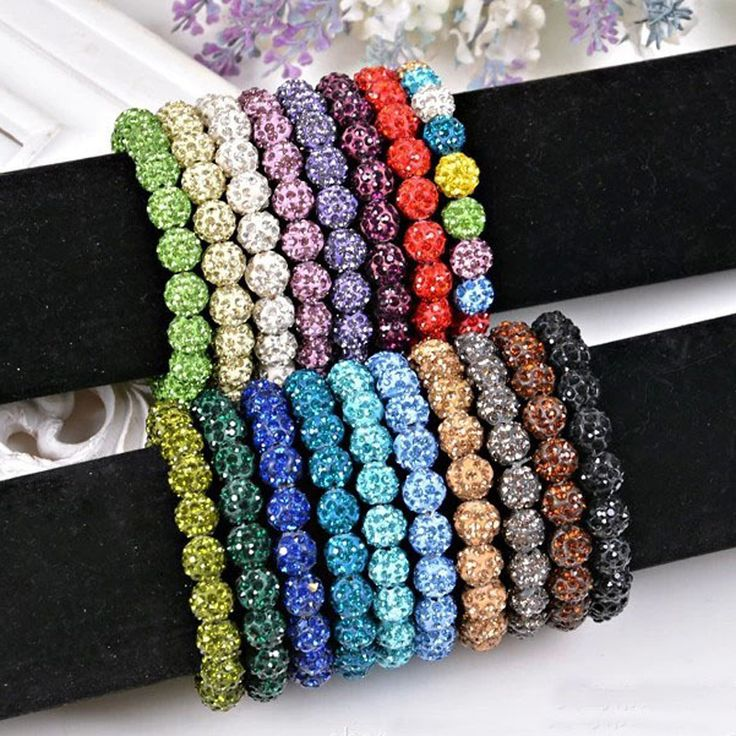 Hot Sale 5 Row Fashion Jewelry Stone Chain Beads Bracelets Brand Handmade Crystal Strand Shambala Style Charm For Women *** Click on the image for additional details.