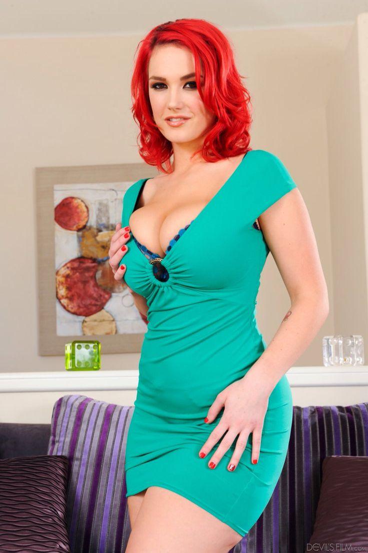 Bbw redhead porn star austin