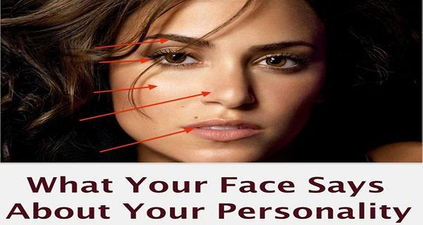 What Kind of Secrets Does your Face Hide A high Forehead is a Sign of Intelligence, Thin Lips a Sign of...