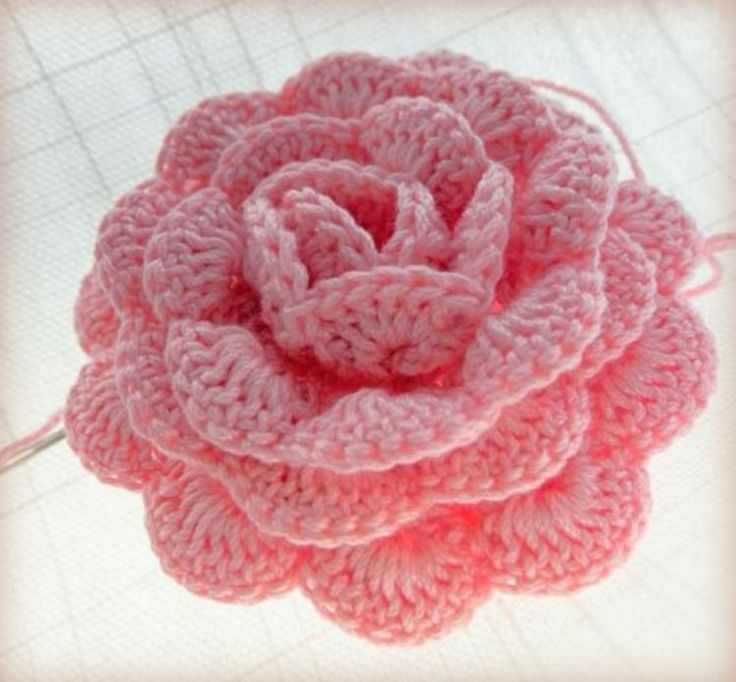 Adding fun details to your crochet projects is a simple way to take your work to the next level. Creating fun crochet flowers gives a bit of femininity and texture to any project and many of the crochet flowers are pretty simple to do.