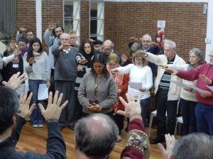 Argentina: Misa de envío misionero de Verónica Rubí para Amazonia