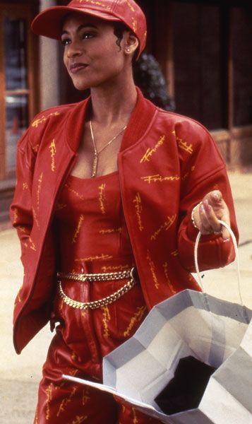 Jada Pinkett in A Low Down Soiled Disgrace #soiled #Jada #pinkett #disgrace