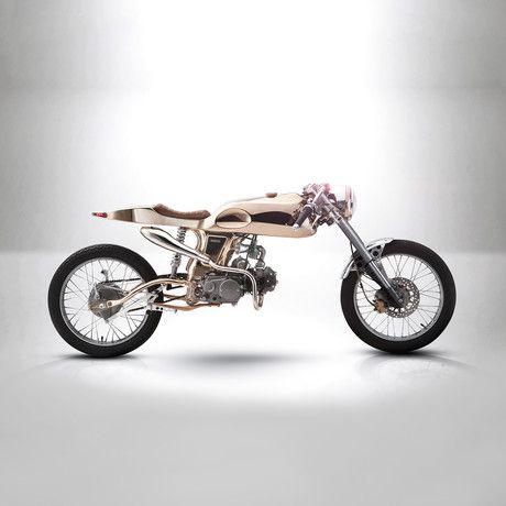 Eden. Bandit9 is a Saigon-based motorcycle company.