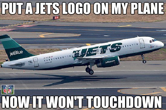 new york jets meme