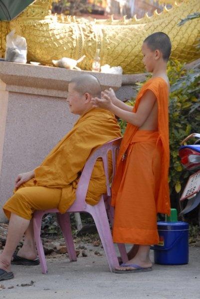 northern thailand trip