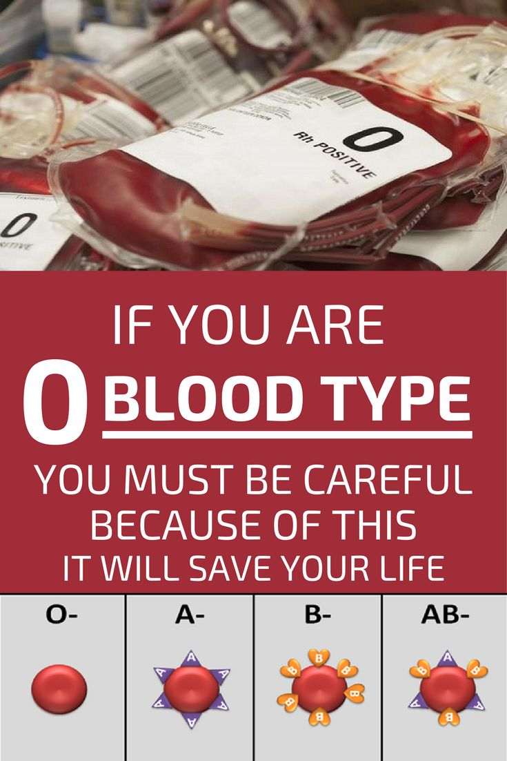 As you probably already know, people with blood group 0 can give blood to all other groups. Namely in the erythrocytes of the blood group 0 there is no factors that destroy someone else's blood. This means that they can give blood to all other groups but receive blood only from their blood type. This makes them pretty special. However you should also know that this is not all. They are different from the other blood groups by many other things. What we are trying to say is that blood group 0…