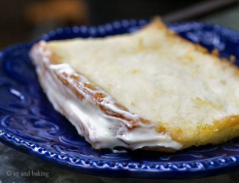 Lemon-Scented Pull-Apart Coffee Cake | Baked Goods | Pinterest