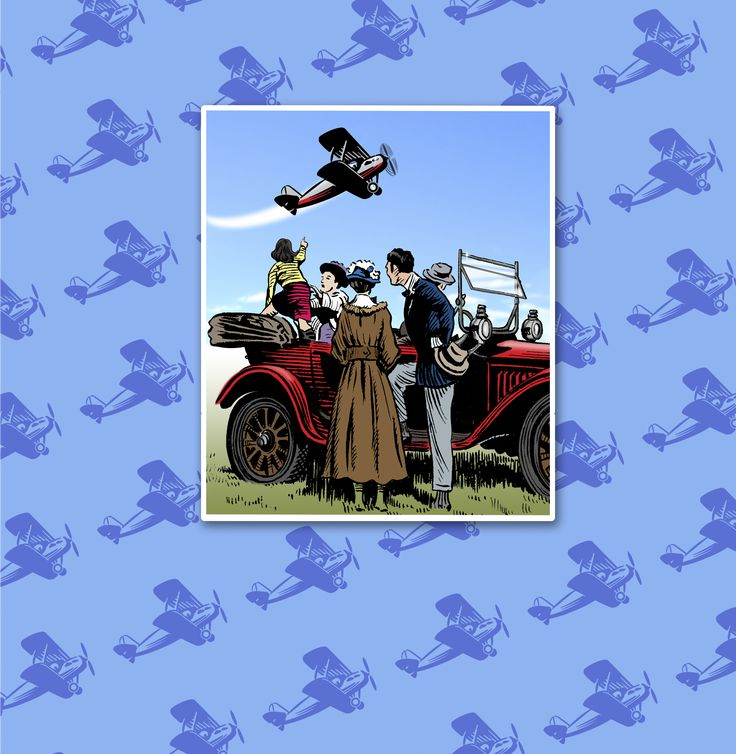"Inside cover illustration by Terry Fitz' for ""Jean Dreams of Flying"" written by Dreydon Sobanja, pub: Inspired Kids Ltd., 2013,  ISBN 978-0-473-22784-5."