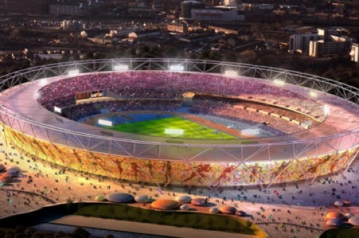 I want to see the London Olympic games in person.