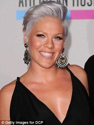 Prime 1000 Ideas About Singer Pink Hairstyles On Pinterest Meg Ryan Short Hairstyles Gunalazisus