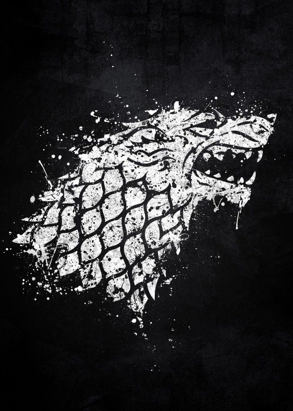 Game of Thrones House+Stark By: Jonathon Summers