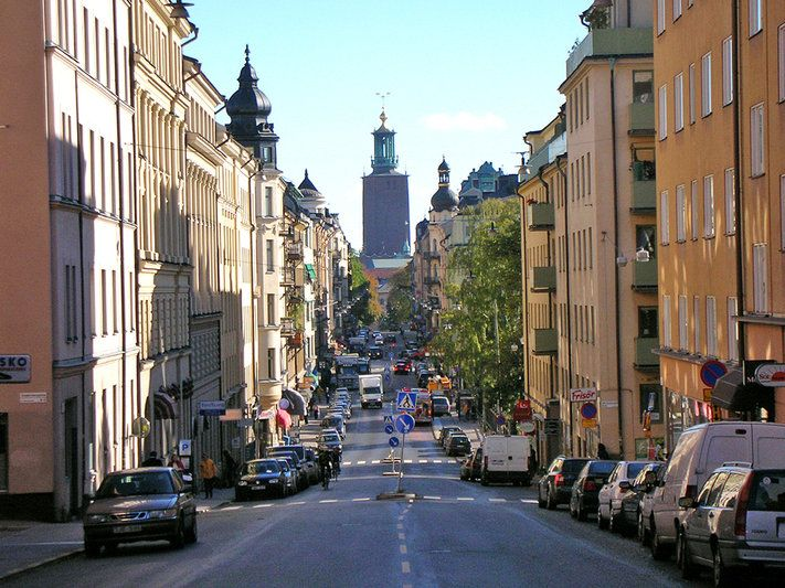 Kungsholmen:)