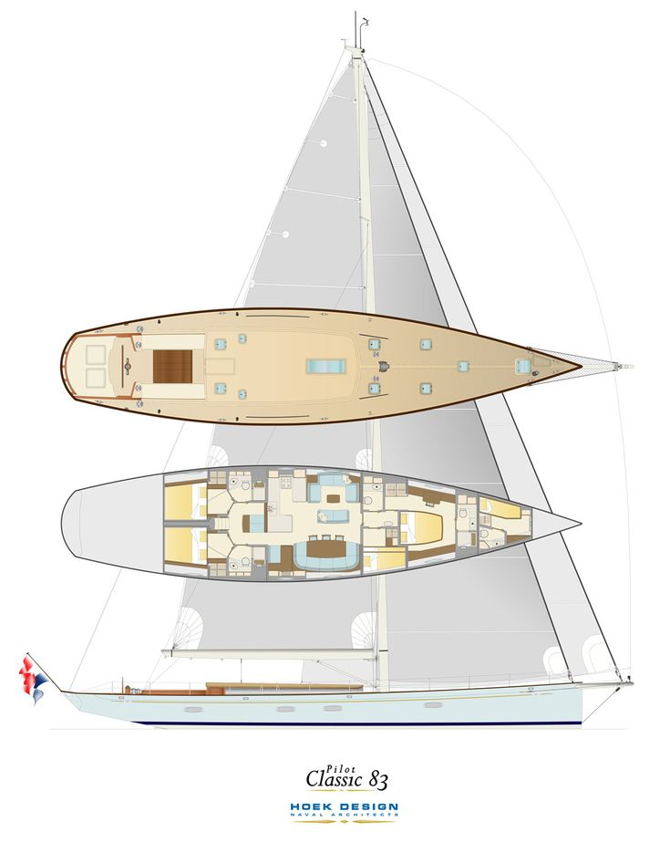 PC 83 | Performance Classic Yachts