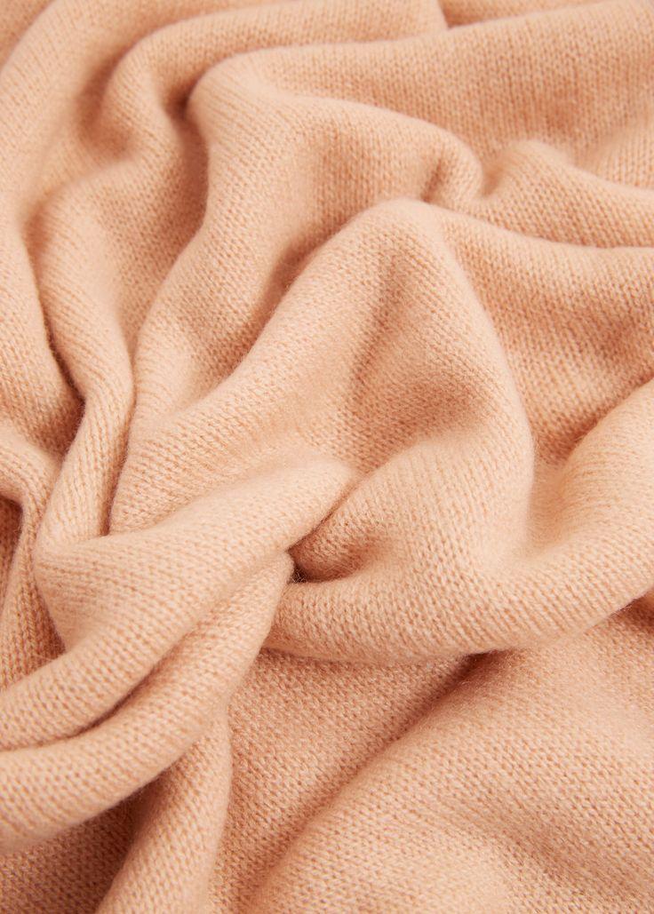 100% kasjmier sjaal | MANGO