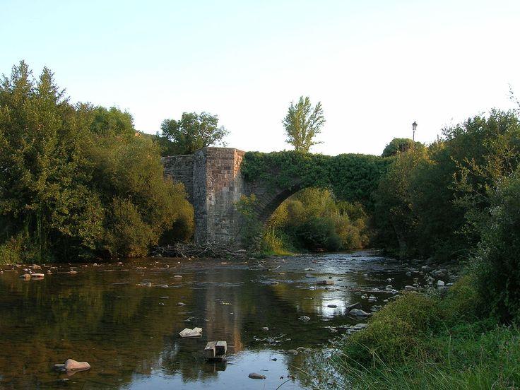 Puente de la Rabia, Zubiri, Navarra