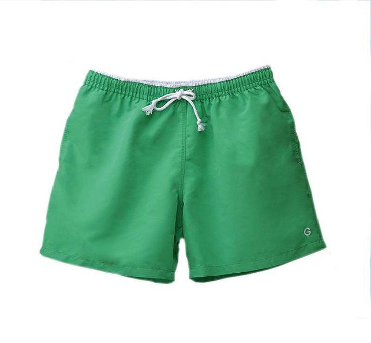 Bañador de secado rápido Giulio Brander en verde. Muy cómodo, tela ligera y…