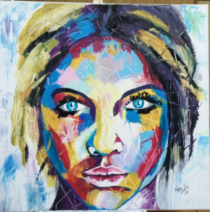 Extrêmement Les 19 meilleures images du tableau peinture art abstrait  LL48