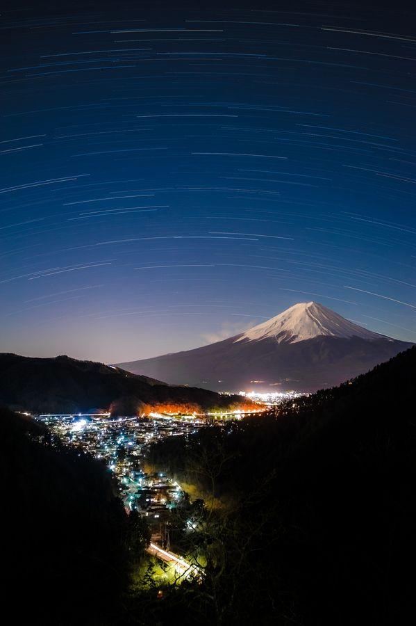 随分綺麗に富士山みえてるから Mt. Fuji, Japan