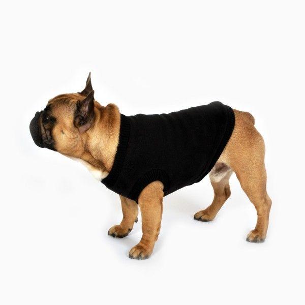 Sweater – Classic Black   CHEZ VALDE http://chezvalde.com/product/sweater-classic-black/