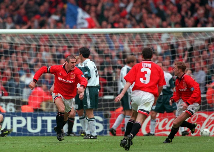 Gallery: Manchester United 1 Liverpool 0, FA Cup final 1996 - Official Manchester United Website