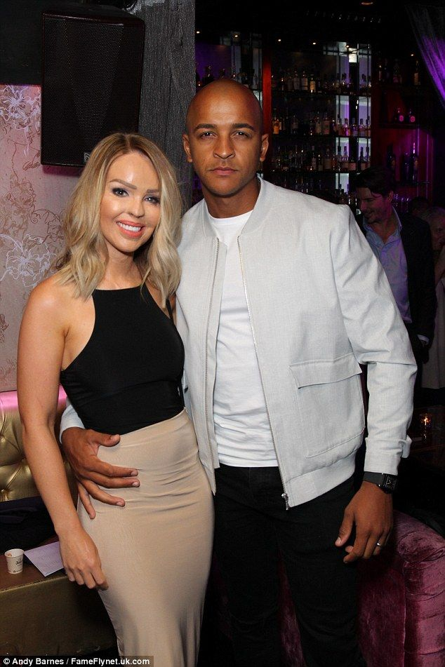 Marital bliss: Katie Piper opened up about her partner Richard Sutton, family life and her charity work in an interview with MailOnline