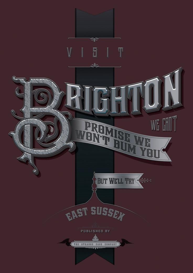 Visit #Brighton