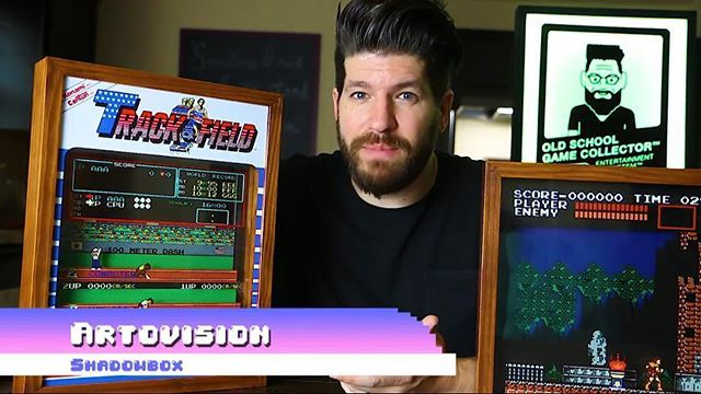 Check out this AMAZING video review from our friend @oldschoolgamecollector https://youtu.be/YeYW_zQYpoU #art #artwork #artovision #review #videogames #arcade #konami #trackandfield #castlevania #games #gamer #gamergirl #gamerboy #gamers #nes #nintendo #atari