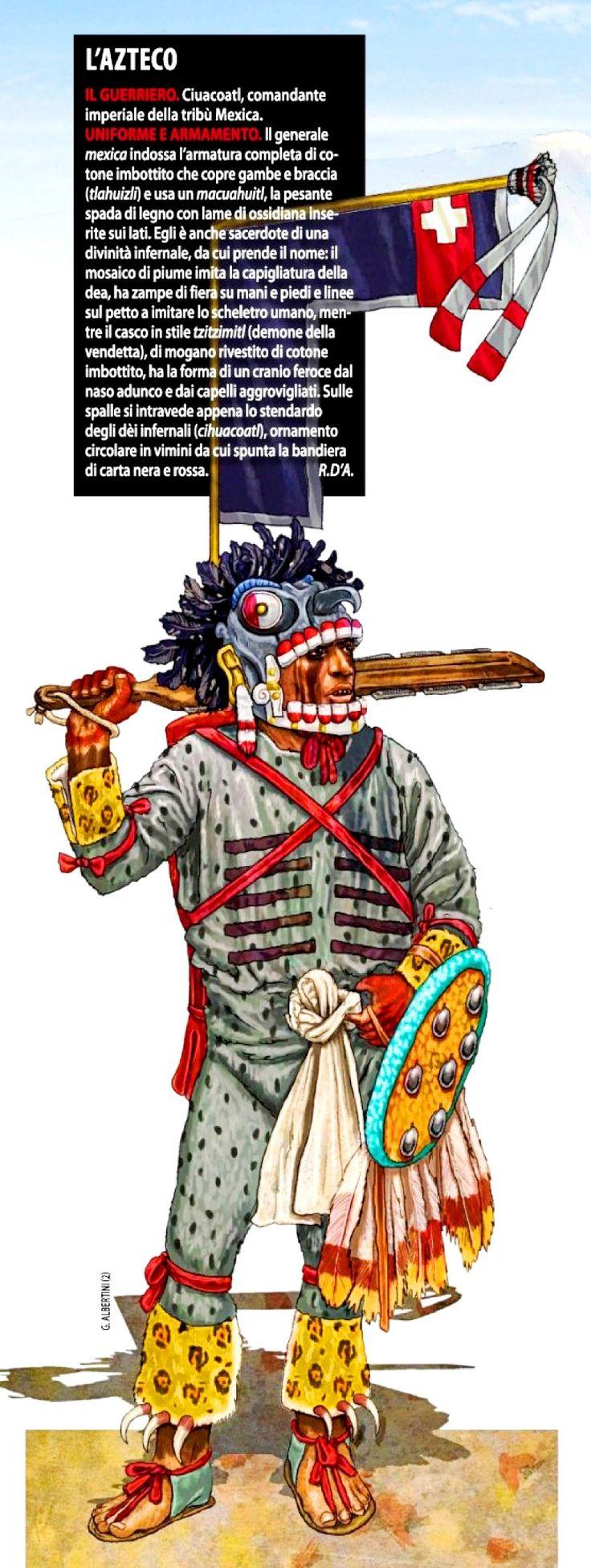 Aztecas.