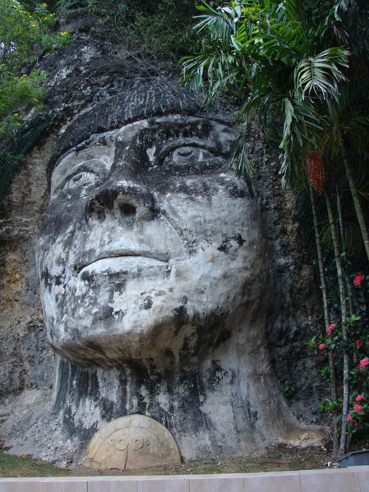 ✈CARA DEL CACIQUE MABODAMACA EN ISABELA, PUERTO RICO........ Sept. 7 to Sept. 28 - 2012. Algunas fotos de nuestras vacaciones en Puerto Rico; Despues de 18 an~os de no visitar la isla.