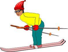 Lyžař, Člověk, Sportovní, Klobouk, Osoba