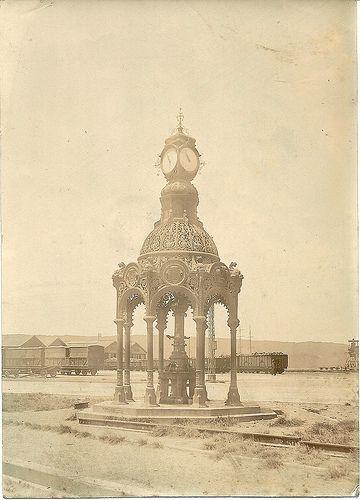 Vasco da Gama memorial clock, Durban circa 1910