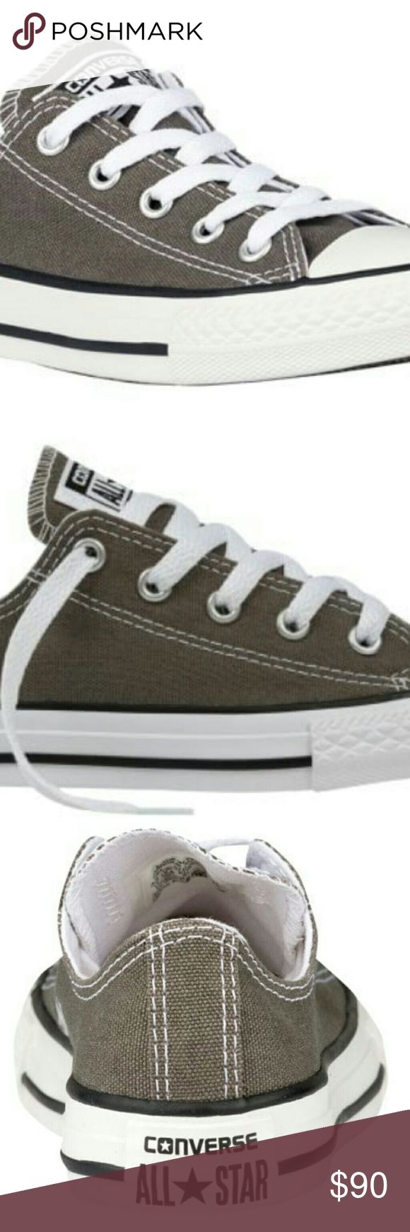 Gray converse for men women and kids Gray converse for men women and kids converse Shoes