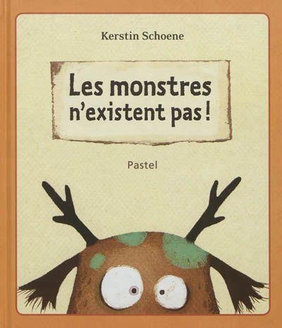 Les monstres n'existent pas ! par Kerstin Schoene paru à l'Ecole des loisirs en 2012. Mon avis : Merveilleux album . Voici un monstre qui ne fait pas peur. Il n'a pas de nom mais cela n'a pas d'importance. Il sait qu'il est grand et fort, qu'il pourrait faire trembler n'importe qui et qu'il va le prouver ! Mais en vain ! Triste, il retourne dans sa forêt et là, arrive un petit monstre noir et poilu qui veut aussi démontrer l'importance de son ... (Pour lire la suite, cliquez sur la…