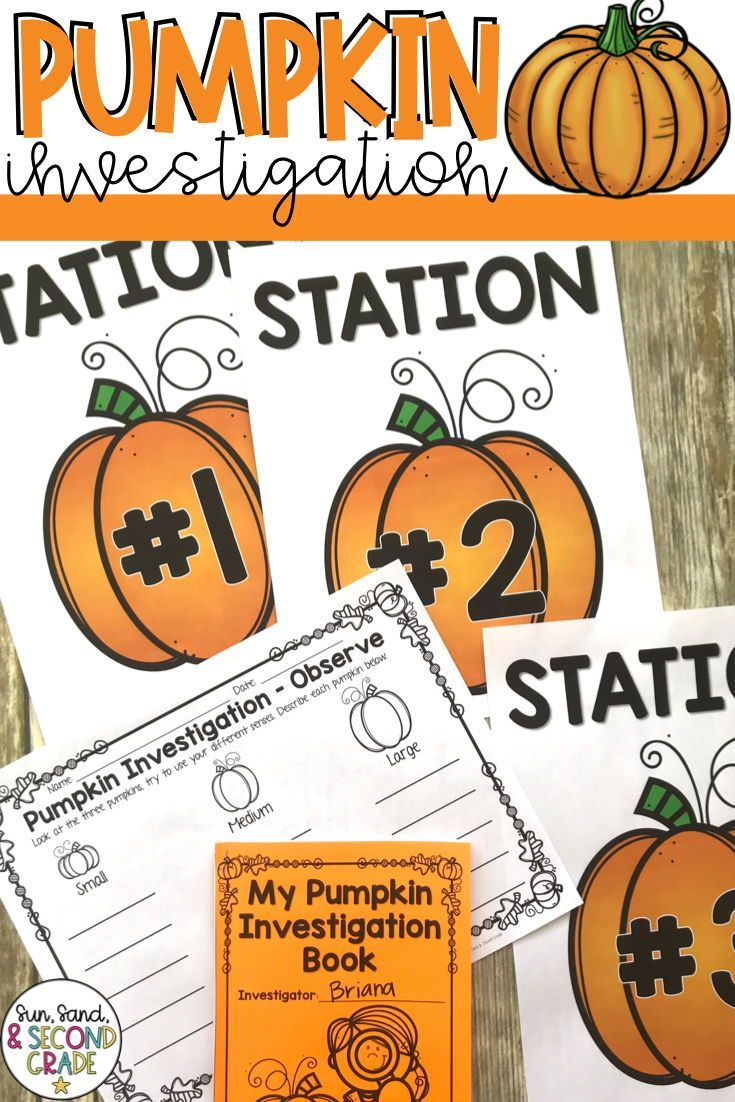 A Pumpkin Investigation Activity That Is Great For Fall And Halloween In The Classroom Halloween Classroom Activities Pumpkin Investigation Fun Math Activities [ 1102 x 735 Pixel ]