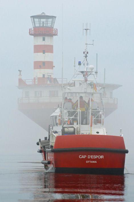 #Canada - Québec - #Lighthouse - #phare du haut-fond Prince, une mystérieuse sentinelle… - http://dennisharper.lnf.com/