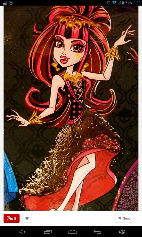 34 best Monster high images on Pinterest Monsters, The beast and - copy monster high gooliope jellington coloring pages
