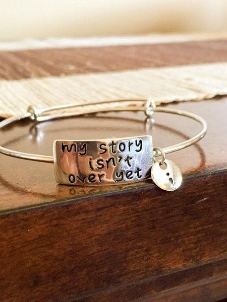 FREE My Story isn't Over Bracelet