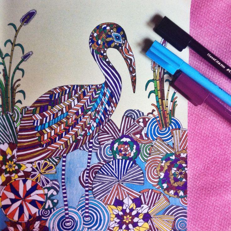 Try something new on this weekend. If you're at home, try to color a mandala or coloring book. I'm using marker pens. After 30 mins, you'll have relaxed❕ // Bu hafta sonu icin kafani rahatlatacak birsey dene. Eger evdeysen bir mandala ya da boyama kitabi alip stres atabilirsin. Ben keçeli kalemler kullandim. Yarim saat boyama yaptiginizda kafanizin rahatladigini hissedeceksin ❕