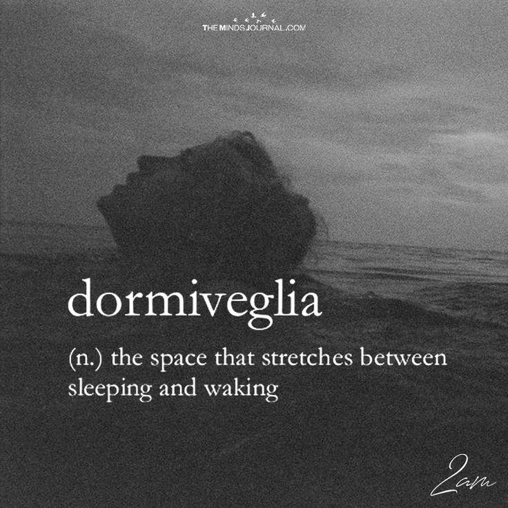 Dormiveglia - https://themindsjournal.com/dormiveglia/