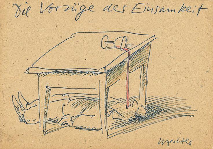 SPAM Cartoons F. K. Waechter - SPIEGEL ONLINE - Spam