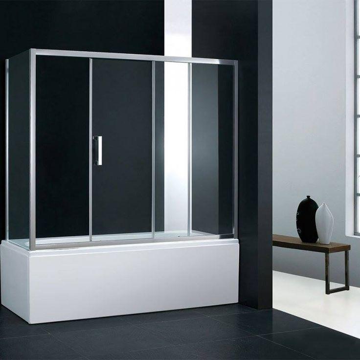 Εργονομικός σχεδιασμός και minimal design. Βρείτε την καμπίνα Μπανιέρας Devon Plaza 150 με ένα click εδώ