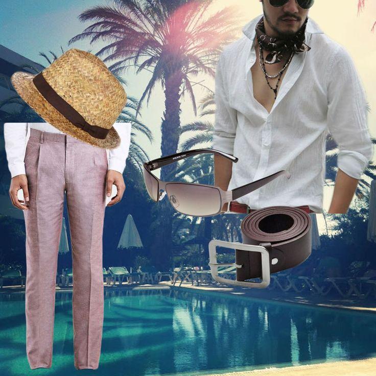BNWT BUNDLE 5 PIC.TOPMAN Trousers 32 R/ Shirts M /Belt/ Trilby Hat/ Su – CheapAndTrendy