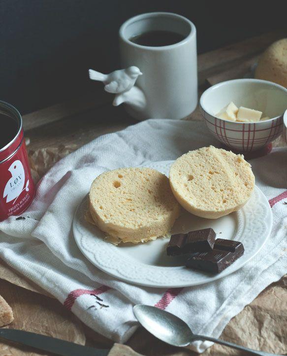 Muffin minute micro ondes sans gluten - blog sokeen