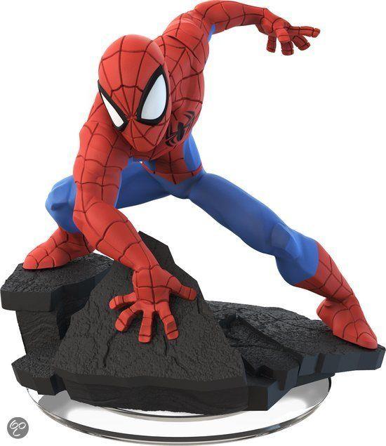 Disney Infinity 4.0 | Disney Infinity 2.0 - Spiderman Speelset (Wii U + PS4 + PS3 + XboxOne ...