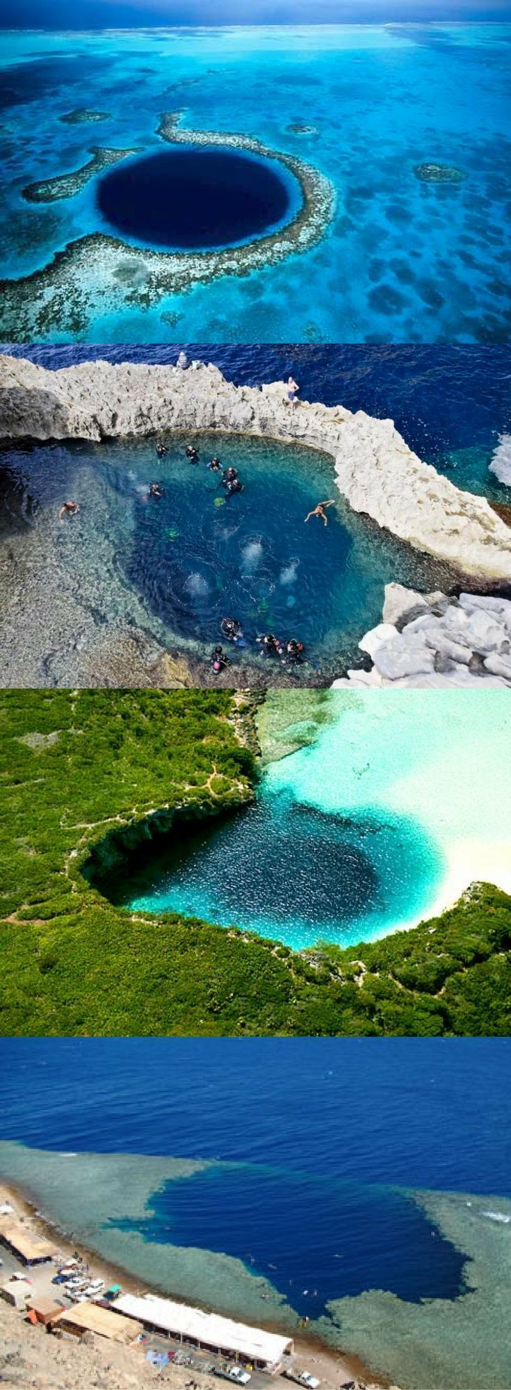 Blue Hole Mania - Scuba Diving - Great Blue Hole: is it worth diving it? - Blue Hole Mania: marketing or must-dive spots, a report from Belize - World Adventure Divers - Read more on