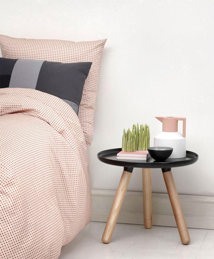 bedside table #nightstand #bedroom