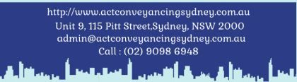 Licensed Conveyancer Sydney  To obtain a Licence, a conveyancer must complete a recognised course of education, have the required conveyancing experience and hold professional indemnity insurance. For more info http://www.actconveyancingsydney.com.au/conveyancer/licensed-conveyancer-sydney.php