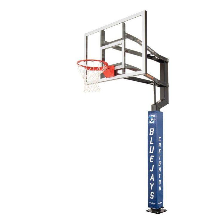 Goalsetter NCAA Basketball Pole Pad - PC824-SYR2
