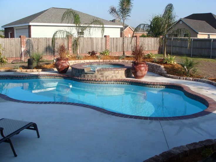 Viking Pools | Free Form Designs